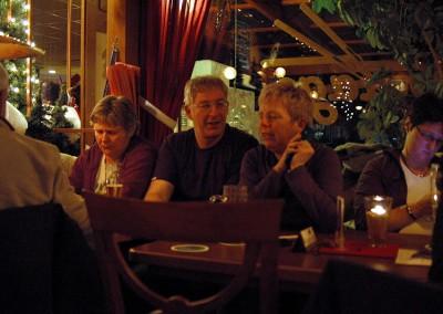 Die Nikolausparty 2011 im Carambolage