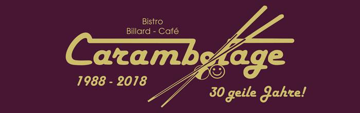 30 Jahre Carambolage Klingenberg a. Main