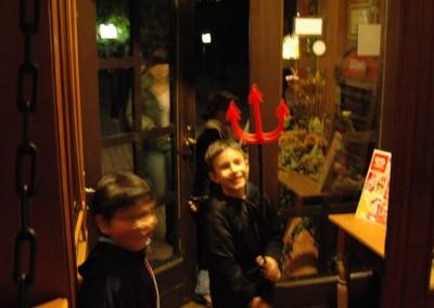 Happy Halloween 2006 im Carambolage
