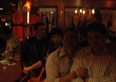 Halloween-Party 2008 im Carambolage