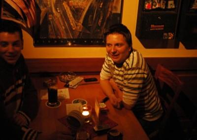 Nikolausparty 2006 im Carambolage