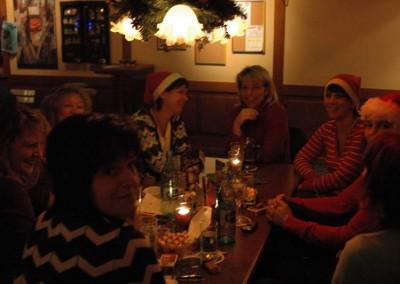 Die Nikolausparty 2007 im Carambolage
