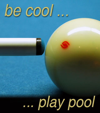 be cool - play pool