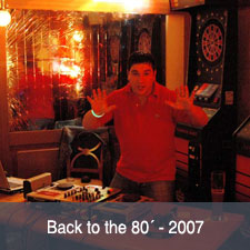 Back to the 80´ & Eddy – 2007