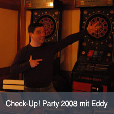 Check-Up! Party 2008 mit Eddy