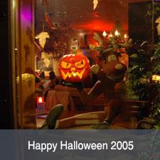 Happy Halloween im Cara ´05