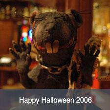 Happy Halloween im Cara 2006
