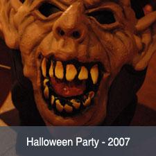 Happy Halloween 2007 im Cara