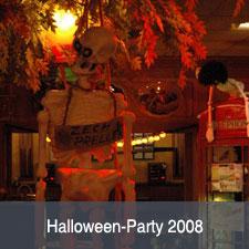 Happy Halloween Party 2008