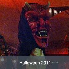 Die Halloween Party 2011