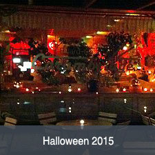 Halloween Party 2015´Edition