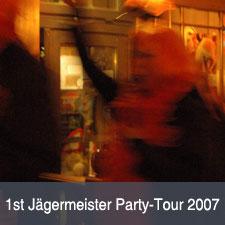 Jägermeister Party-Tour 2007