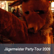 Jägermeister Party-Tour 2009