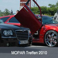 Chrysler – Dodge – MOPAR – Treffen 2010