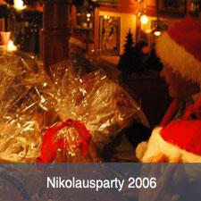 Die 2006er Cara Nikolausparty