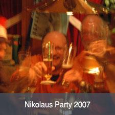 Carambolage Nikolausparty ´07