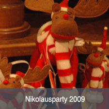 Unsere 2009er Nikolausparty