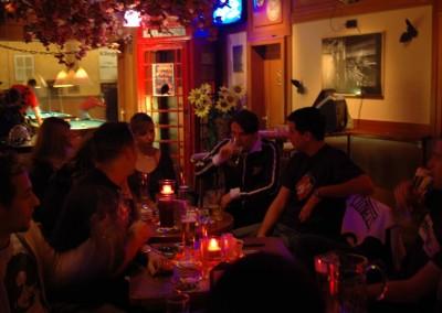 Happy Halloween Party im Carambolage 2005