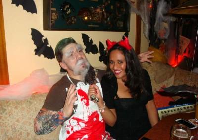 Halloween im Carambolage - 2013