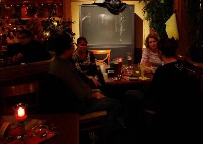Halloween Party 2003 im Carambolage