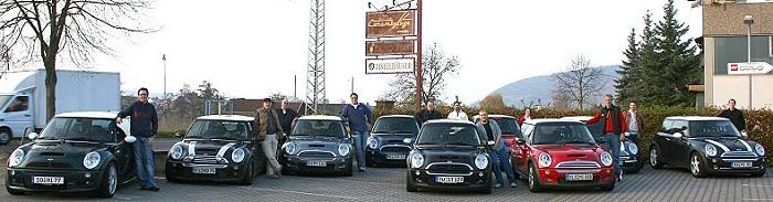 Mini2info Odenwaldtour