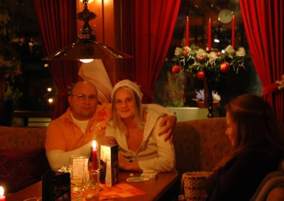 Nikolausparty 2005 im Carambolage